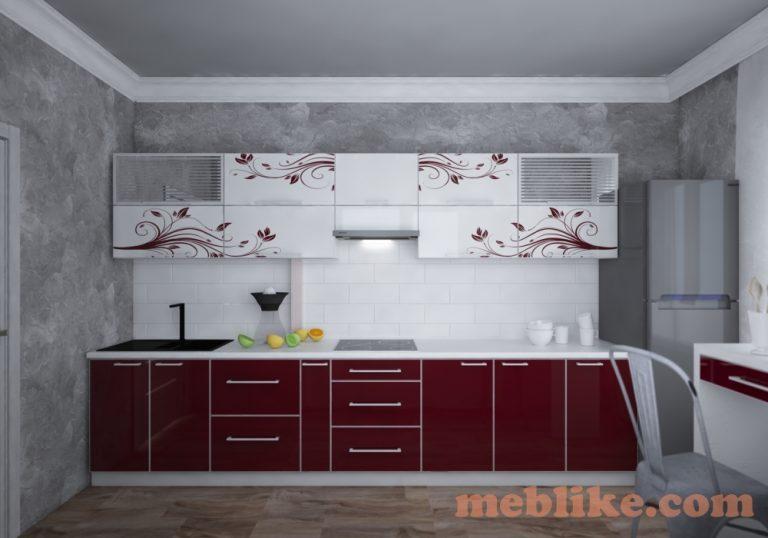 проект 1 кухні лакобель