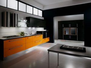 кухні з пластиковими фасадами