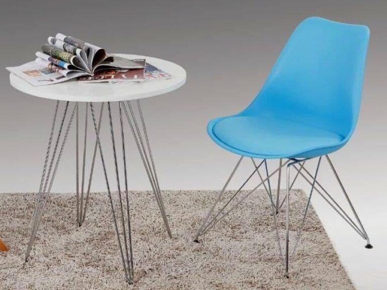 блакитний стілець11